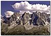 Les aiguilles de Chamonix