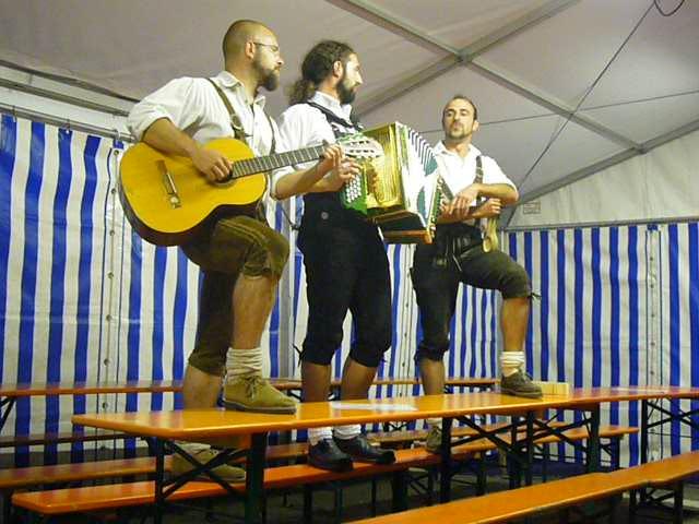 Kirwamusiker