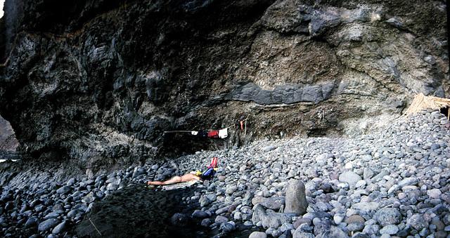Valle Gran Rey, Playa de las Arenas