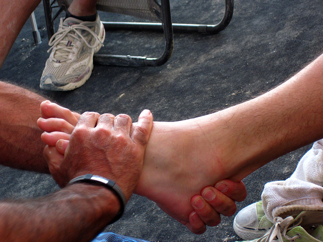 Foot Massage (0450)