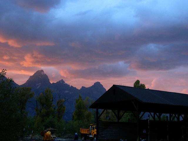 Teton Sunset (0691)