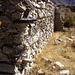 Stone wall, Coppereid, Nevada