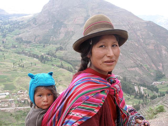 Ethnie Quechua des Andes