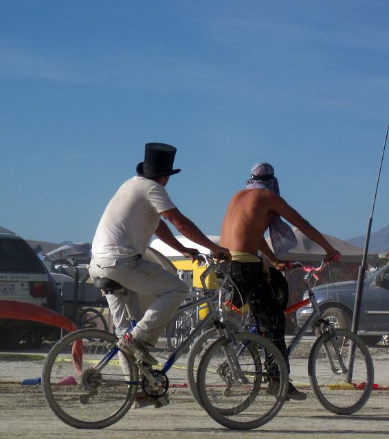 Bicyclists (0487)