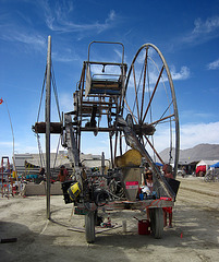 Big Wheel Vehicle (0469)