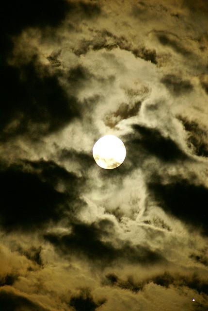 Feu de lune