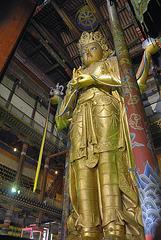 Inside the Gandan Monastery
