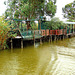 Ŝirmejoj por boatoj kaj fiŝistoj - Unterstände für Boote und Fischer