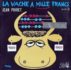 La Vache à Mille Francs (1961)