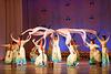 Mongolian ballet dancers