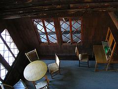 Old Faithful Inn Lobby (3947)