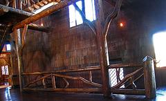 Old Faithful Inn Lobby (3948)