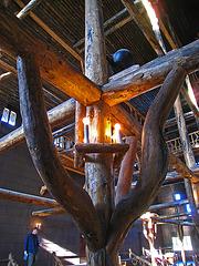 Old Faithful Inn Lobby (3965)