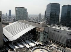 JR station, Osaka