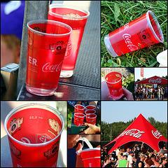 Pinkpop Coca-Cola