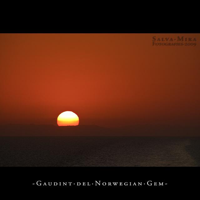 Gaudint del Norwegian Gem [ #9 ]