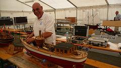 Weltmeisterschaft für originalgetreue Schiffsmodelle in Pirna - Copitz 31. Juli - 8. August 2009 2. Teil