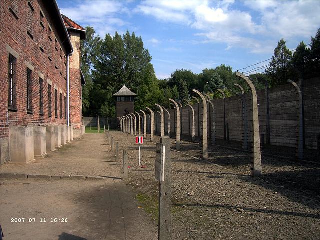 Auschwitz I - Oświęcim (1)