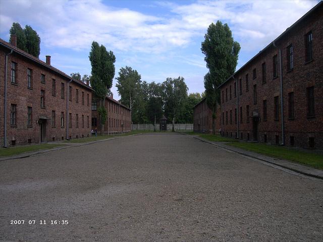 Auschwitz I - Oświęcim (2)