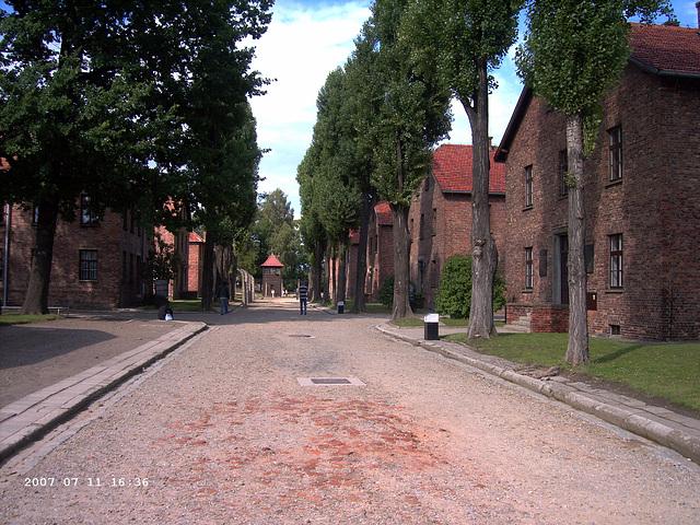 Auschwitz I - Oświęcim (3)