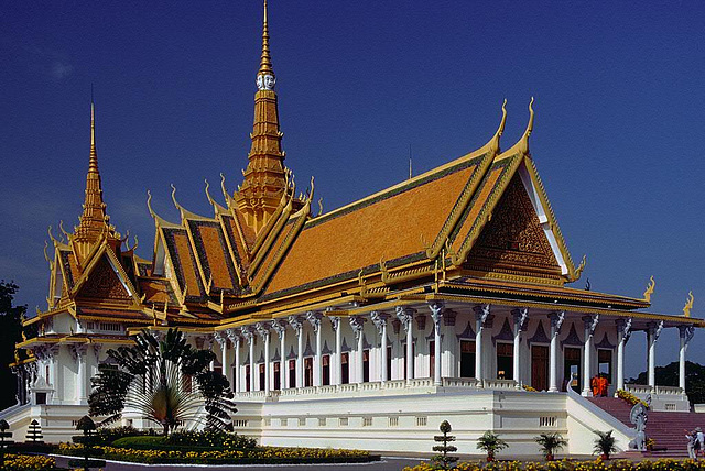 Wat Preah Keo Moroka