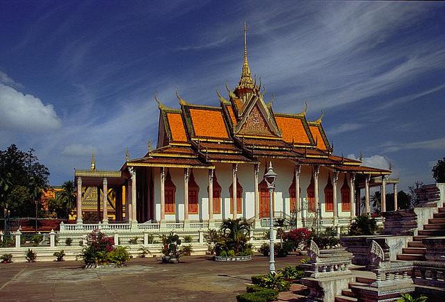 Wat Preah Keo Morokat