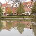 Malgranda lago - Kleiner Teich