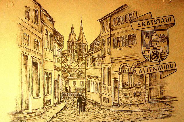 romantika Altenburg - romantisches Altenburg