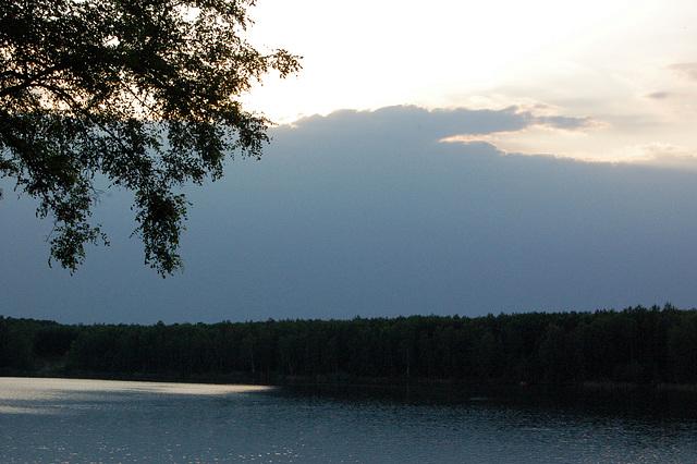 lago vespere