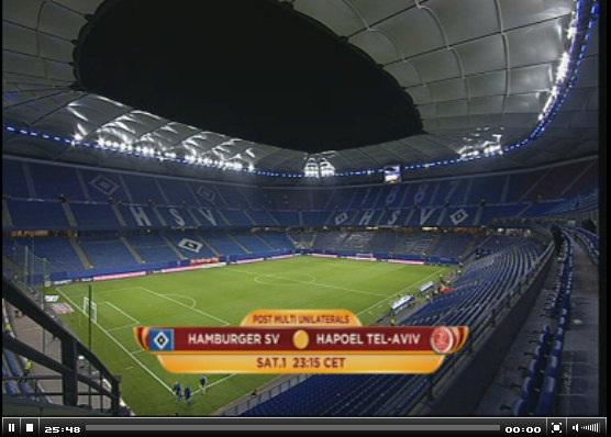 Stadion leer