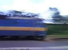 Express Pan at Horovice, Bohemia (CZ), 2009