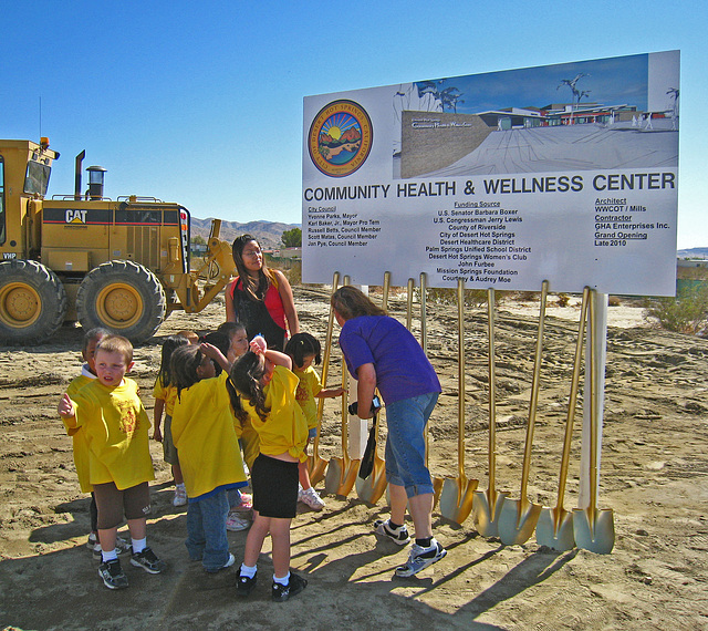 DHS Health & Wellness Center Groundbreaking (4388)