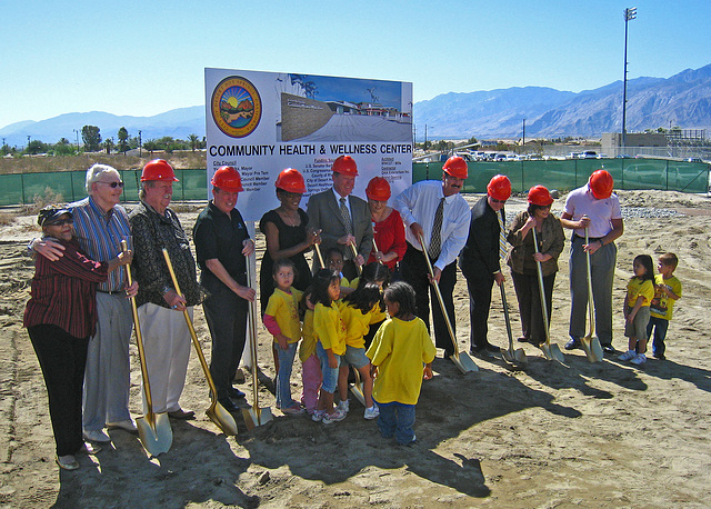 DHS Health & Wellness Center Groundbreaking (4391)