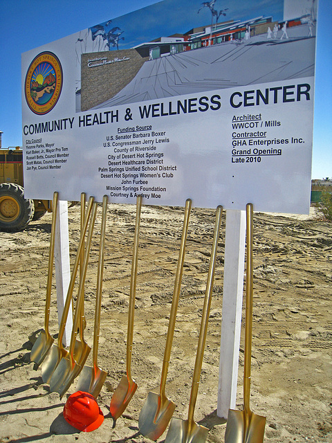 DHS Health & Wellness Center Groundbreaking (4407)