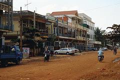 Oknha Nou Kan Road near the German Embassy