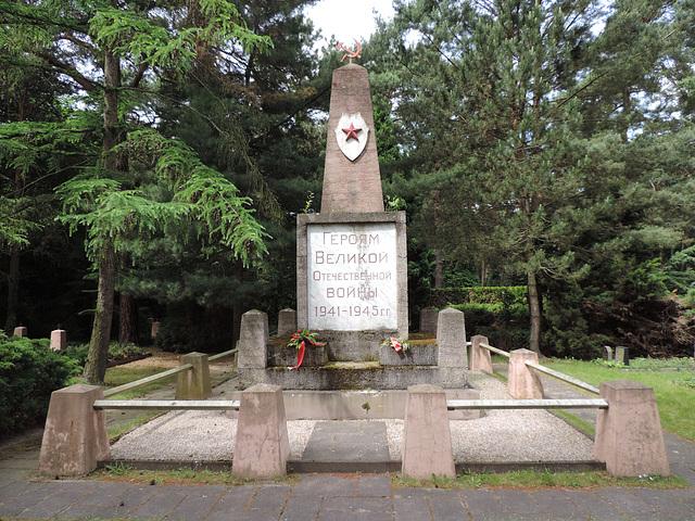 Denkmal 2.Weltkrieg - Blankenfelde