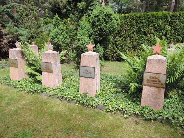 Waldfriedhof Blankenfelde - Russischer Friedhof