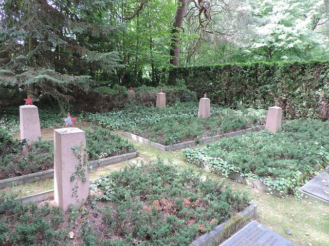 Waldfriedhof Blankenfelde - Russischer Soldatenfriedhof