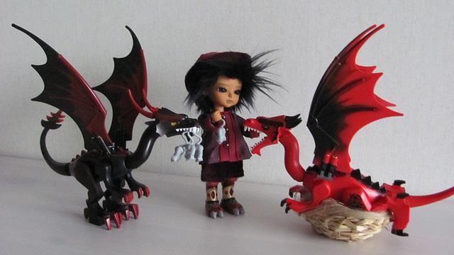 Dragon breeding