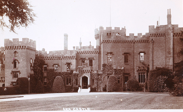 Lea Castle, Worcestershire (Demolished)