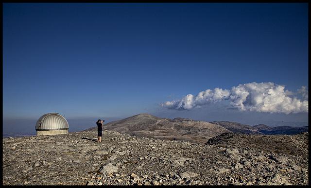 Skinakas Observatory - Crete