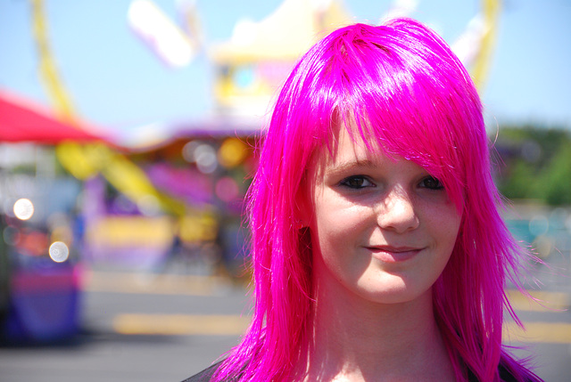 The BEST Pink Hair