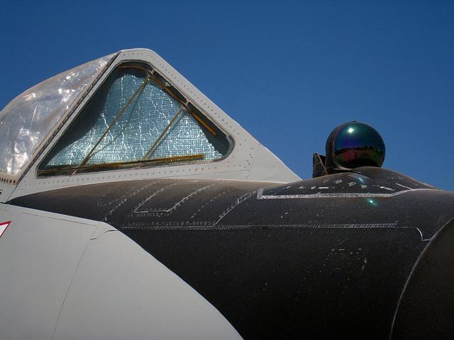 Convair F-106A Delta Dart (3145)