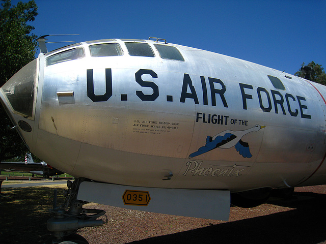 Boeing WB-50 Superfortress (3252)