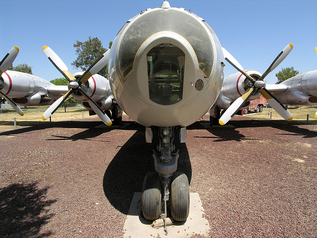 Boeing WB-50 Superfortress (8522)