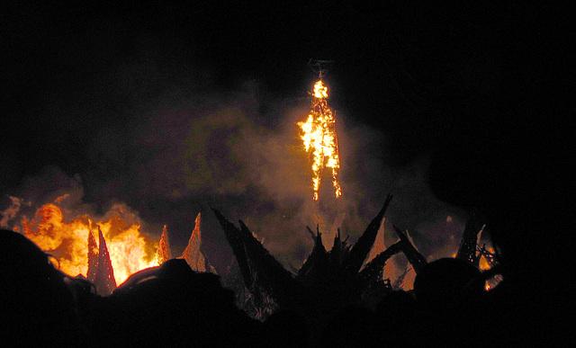 The Man Burning (0524)