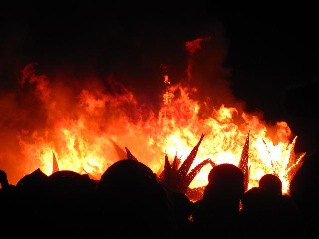 The Man Burning (0526)