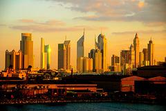 Dubai sky-line