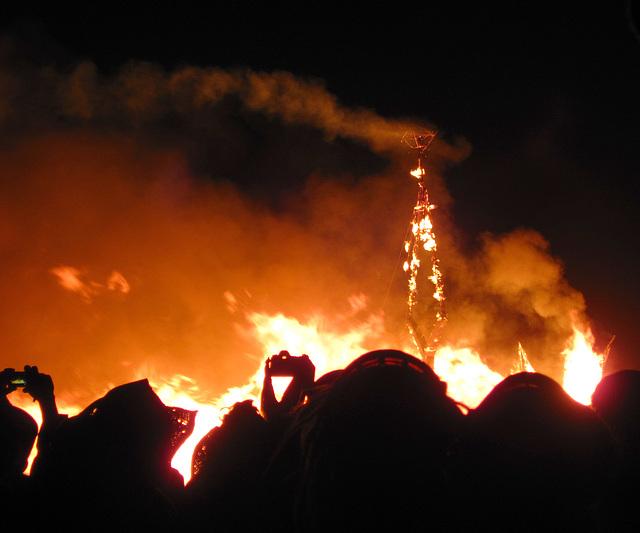 The Man Burning (0545)