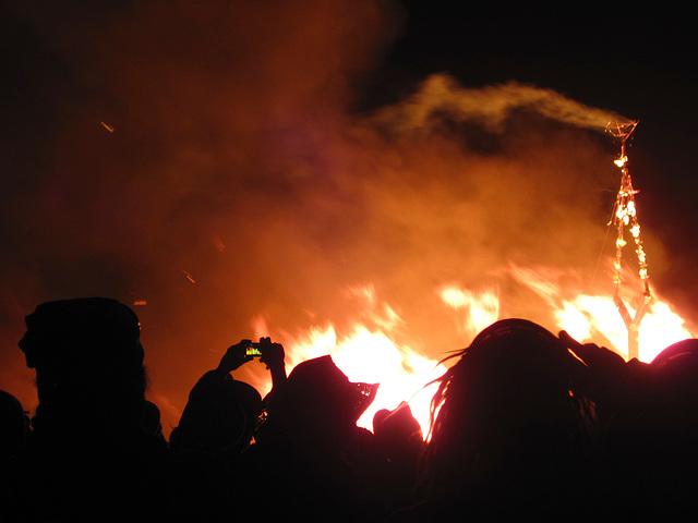 The Man Burning (0546)